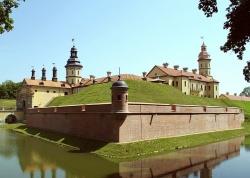 Несвиж в Беларуси
