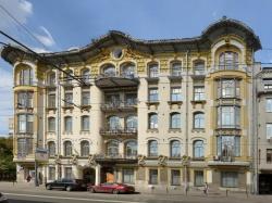 Доходный дом И. П. Исакова