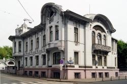 Особняк И. А. Миндовского