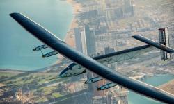Solar Impulse — самолет на солнечных батареях