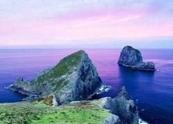 Северный остров в Новой Зеландии