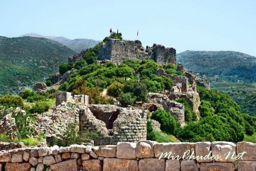 Чтобы взятъ приступом крепостъ Нимрод, требовалосъ немало сил и средств. Кроме того, она рассчитана еще и на длителъную осаду.