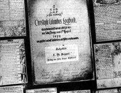 Дневник Христофора Колумба