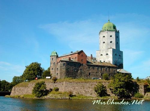 Выборгская крепость считалась самой мощной в Швеции.
