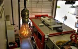 Лампа Эдисона, попавшая в Книгу рекордов Гиннесса.