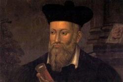 Мишель де Нострдам, известный также как Нострадамус — французский астролог, врач, фармацевт и алхимик, знаменитый своими пророчествами.