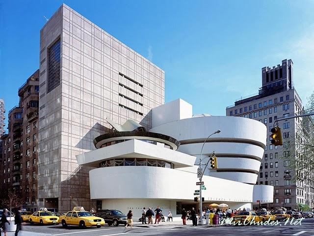 Самая интересная архитектура музеев